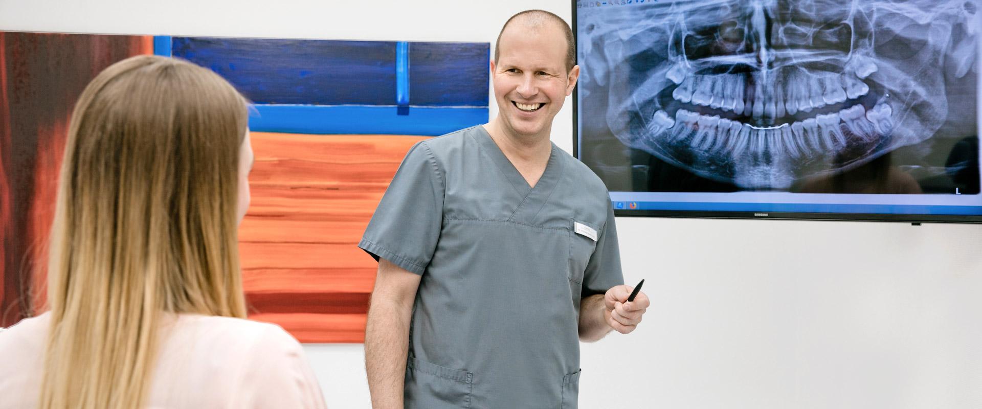 Dr. Schnitzer – Fachzahnärztliche Praxis - Leistungen im Überblick 1